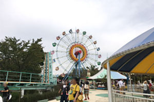 愛知の東山遊園地