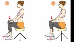 骨盤鍛える運動