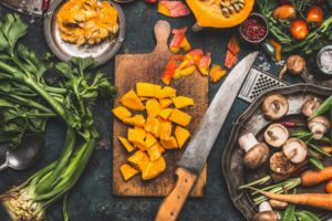 野菜食べる体に良い